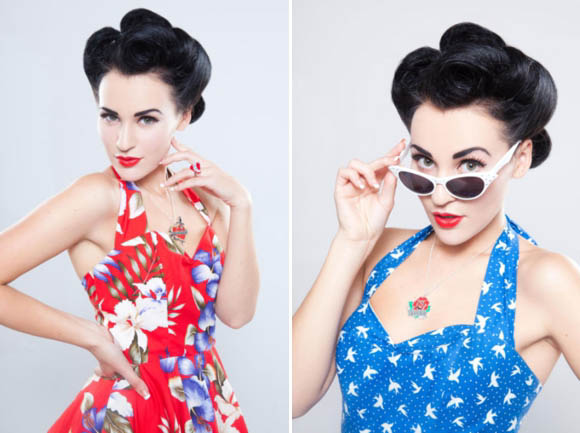 Oh My Honey ~ Gorgeous 1950s Style Dresses + Exclusive Reader Discount... (Bridal Fashion )
