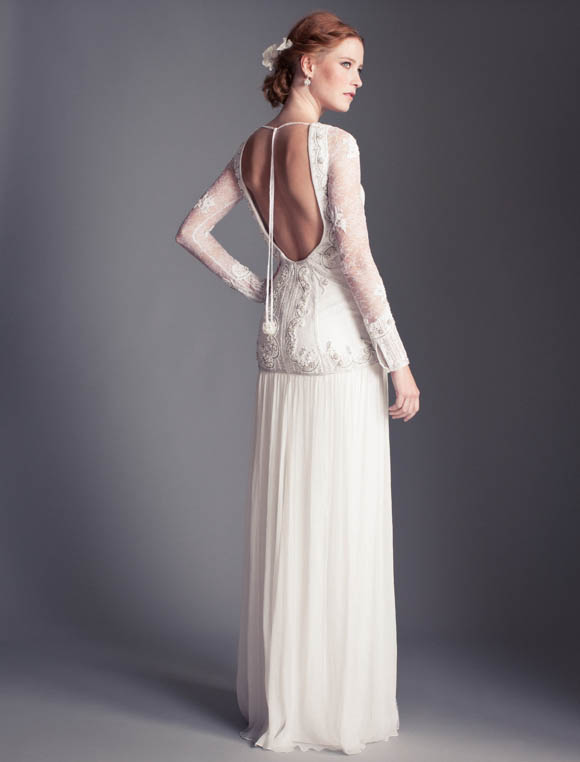 The Temperley Bridal Florence 2013 Collection ~ Elegance and Sophistication Inspired by Film Noir Screen Sirens... (Bridal Fashion )