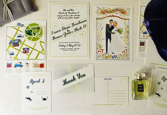Jolly Edition ~ Illustrations for Weddings and Special Occasions... ()