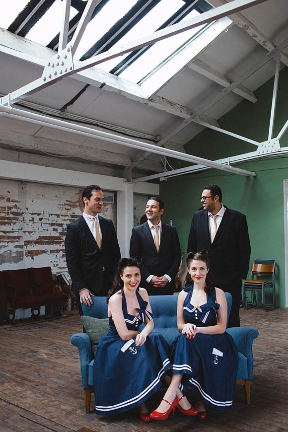 The Bellinis ~ Five Piece Band Offering Modern Hits With a Vintage Twist! ()