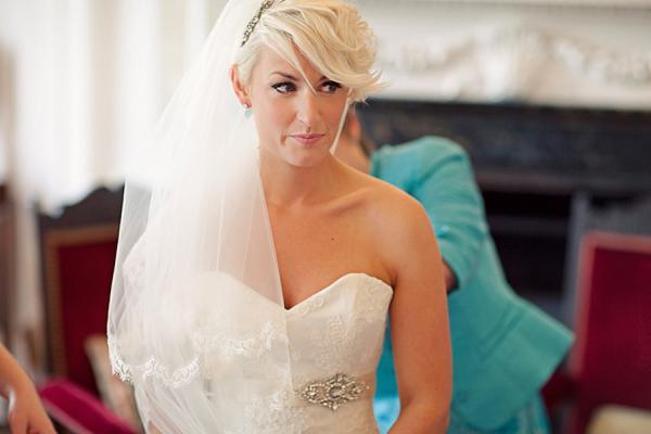 Stewart Parvin, Peach and Pale Blue Prettiness... (Weddings )