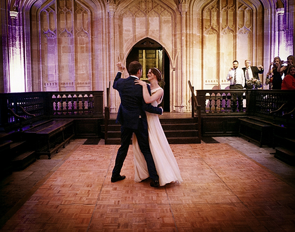 A First Look For An Oxford University Love Story... (Weddings )