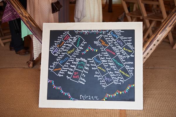 A Bohemian Syle Ethically Produced Wedding Dress For An Eco Friendly Somerset Wedding ()