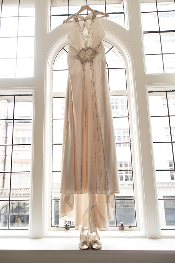 Jenny Packham Bride Connaught Hotel Wedding London