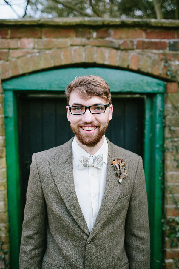 Tweed, Antlers and Charity Shop Finds ~ An Eco-Friendly, English Countryside Inspired Wedding (Weddings )