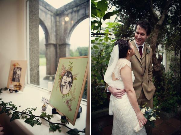 Winter Woodland Meets Art Deco Glamour (Weddings )