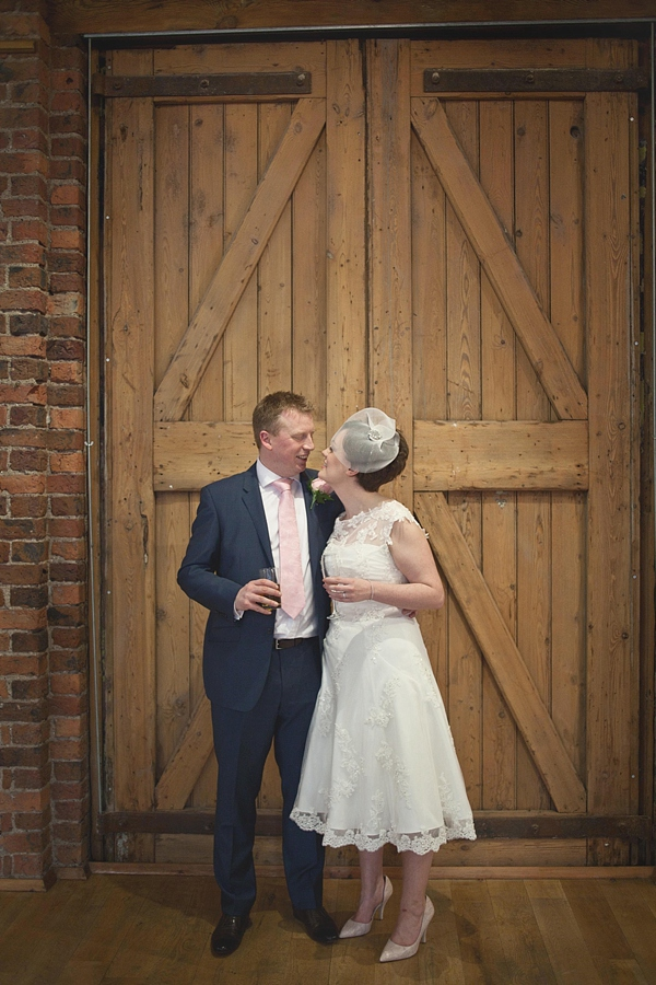 A Benjamin Roberts Dress For A Biscuit Factory Wedding + 20% Savings On Wedding Photography With Sally Thurrell (Weddings )