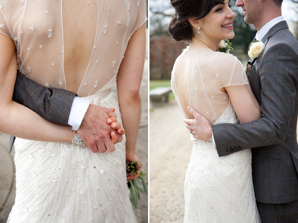 Willow by Jenny Packham For A Canadian Bride And Her English Wedding (Weddings )