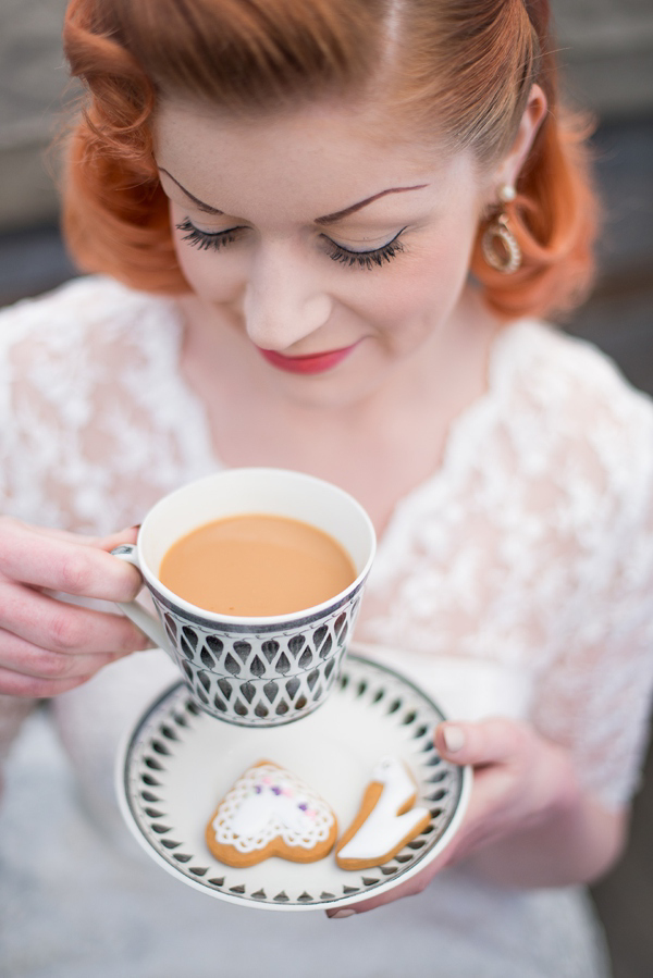 Sweet, Spring Time Love and 1950s Vintage Inspired Tea For Two! ()