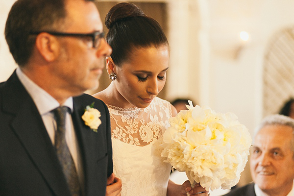 Black Tie And Silver Accents For A Glamorous Lake Garda Wedding (Weddings )