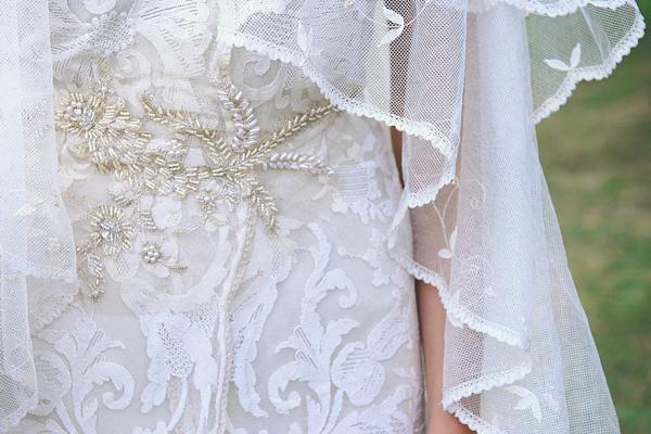 A Downton Abbey, Edwardian Garden Party Inspired Wedding (Weddings )