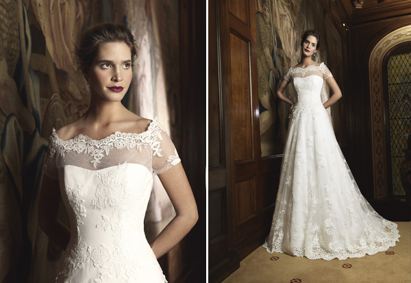 Raimon Bundo Bridal Collection for Spring Summer 2014