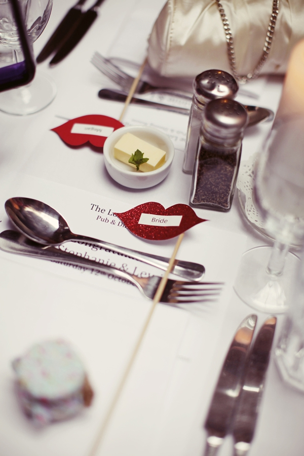 And Touch of Vintage Elegance For A 1950s Retro Inspired Wedding (Weddings )