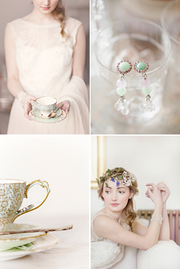 Whimsical Scottish Castle Wedding