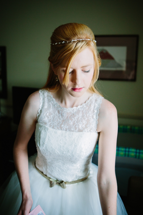 A Kitty and Dulcie 50's Inspired Frock for a Delightful DIY and Low Cost Wedding (Weddings )