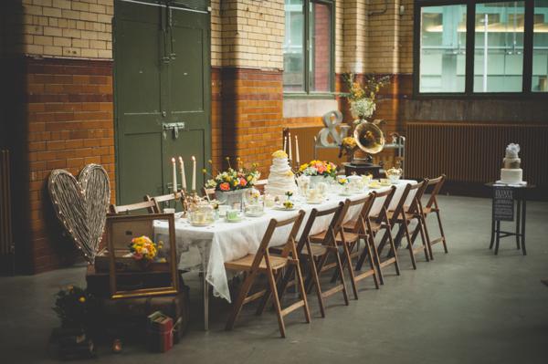 The Secret Vintage Wedding Fair, Manchester, 23rd March 2014 (Supplier Spotlight )