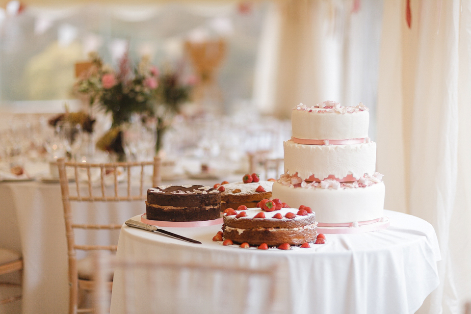 Vintage Afternoon Tea at Silverholme House - An Elegant Lake District Wedding (Weddings )