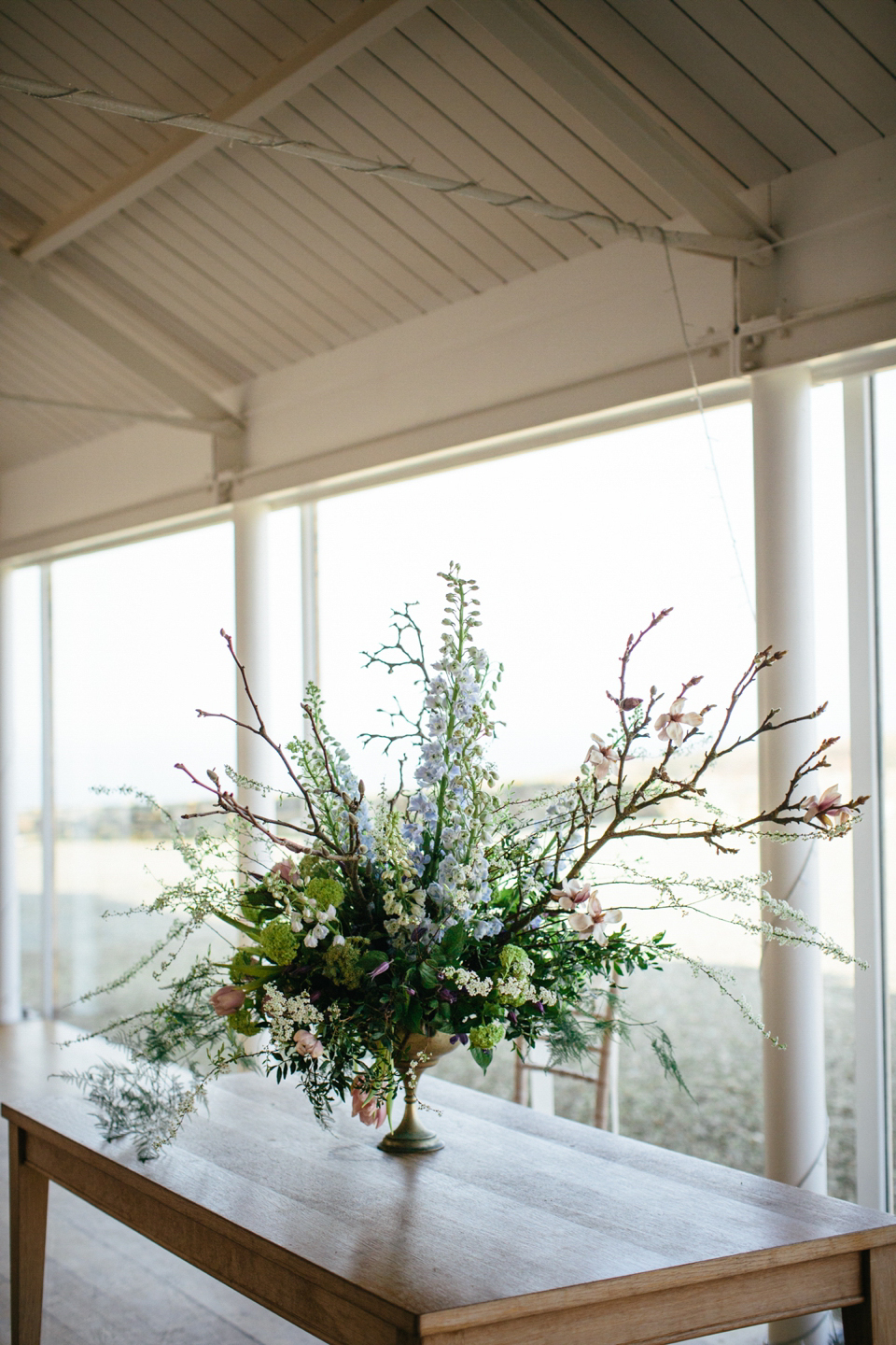 The Florist and The Fiddler ~ A Floral and Musical Inspired Wedding at Crear in Scotland (Films )