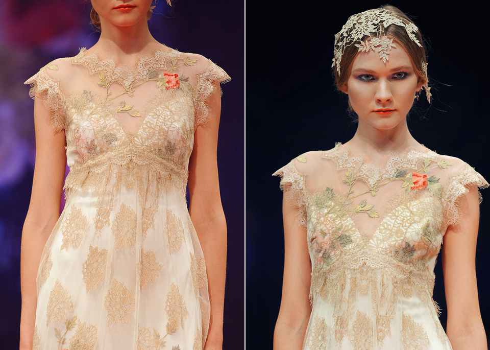 Claire Pettibone Designer Weekend at Blackburn Bridal, London, 6th-8th June 2014 (Bridal Fashion Fashion & Beauty Supplier Spotlight )