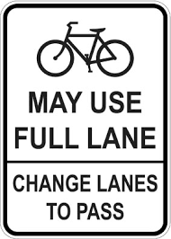 May Use Full Lane Change Lanes to Pass