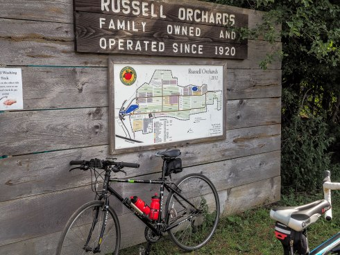 Russell Orchards, Ipswich