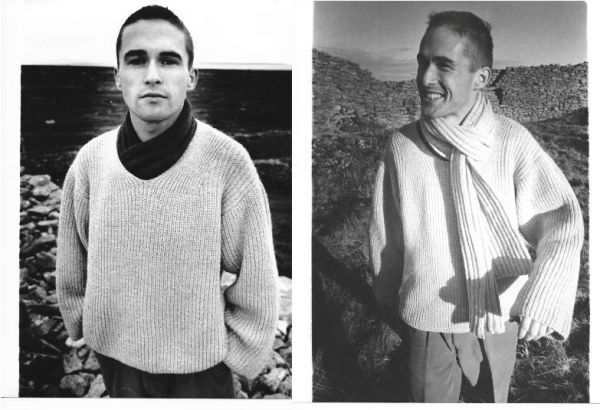 Galway guide Inis Meain Knitwear