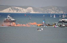 Olympic Sailing Weymouth