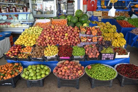 турция - фрукты