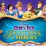 Enter for a Chance to WIN a 4-Pack of Tickets for Disney On Ice presents Princesses & Heroes!
