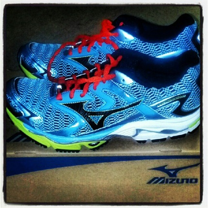 Mizuno Wave Nirvanas