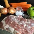 Any season pork roast ingredients