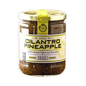 Zukali Cilantro Pineapple Salsa.