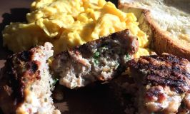 Delicious Sunday Morning Breakfast Sausage Patties