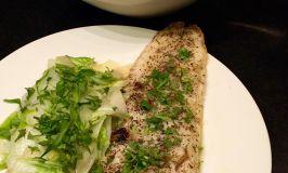 Gustus Vitae Taste of Provence Roasted Fillet of Sole