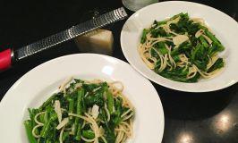 Super Quick Broccoli Rabe and Pasta Recipe