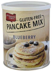 PS Seasoning & Spices Gluten Free Blueberry Pancake Mix.