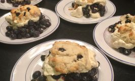 PS Seasoning & Spices Buttermilk Blueberry Shortcake