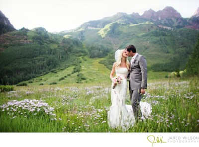 Vintage Romantic Aspen Ranch Wedding by Love This Day Events