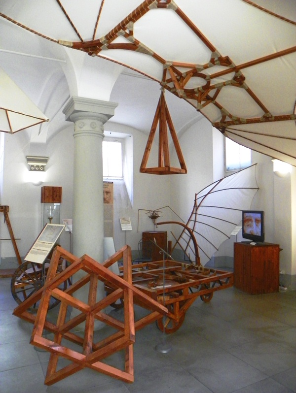 "Выставка ""Леонардо да Винчи"" во Флоренции"
