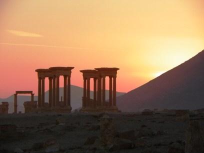Пальмира. Сирия