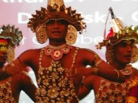 День Шри-Ланки в Одессе. Ланкийские танцы