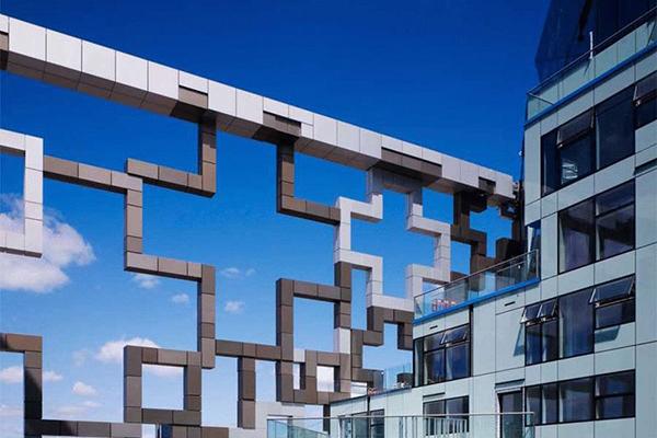 Rent apartment in the cube Birmingham