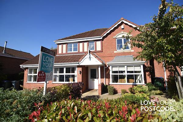 Buy house in Oldbury