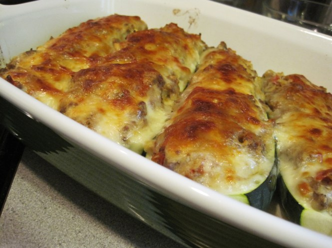 sausage stuffed turkey sausage stuffed sausage stuffed zucchini ...