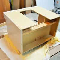 DIwYatt: Adjusting the Apron Sink Base Before Installation