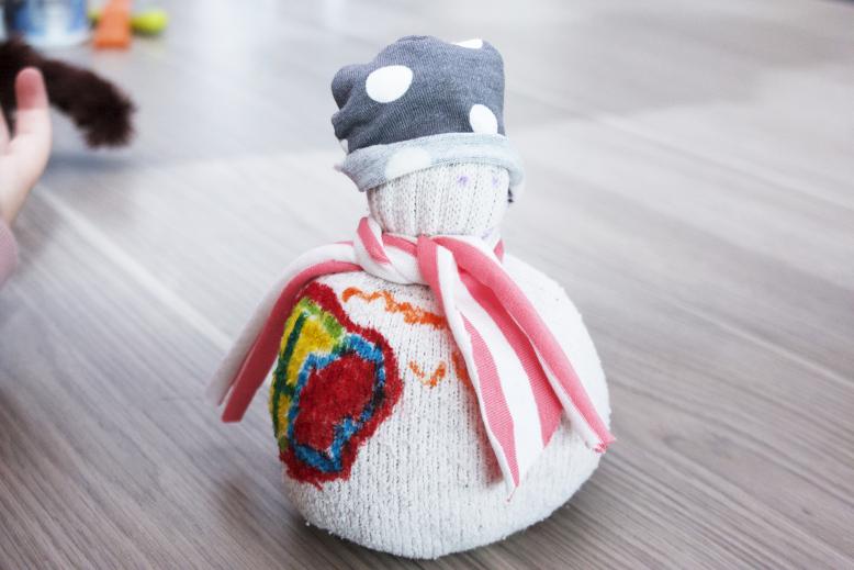 Les blogueuses s'en mêlent – Mon DIY d'hiver