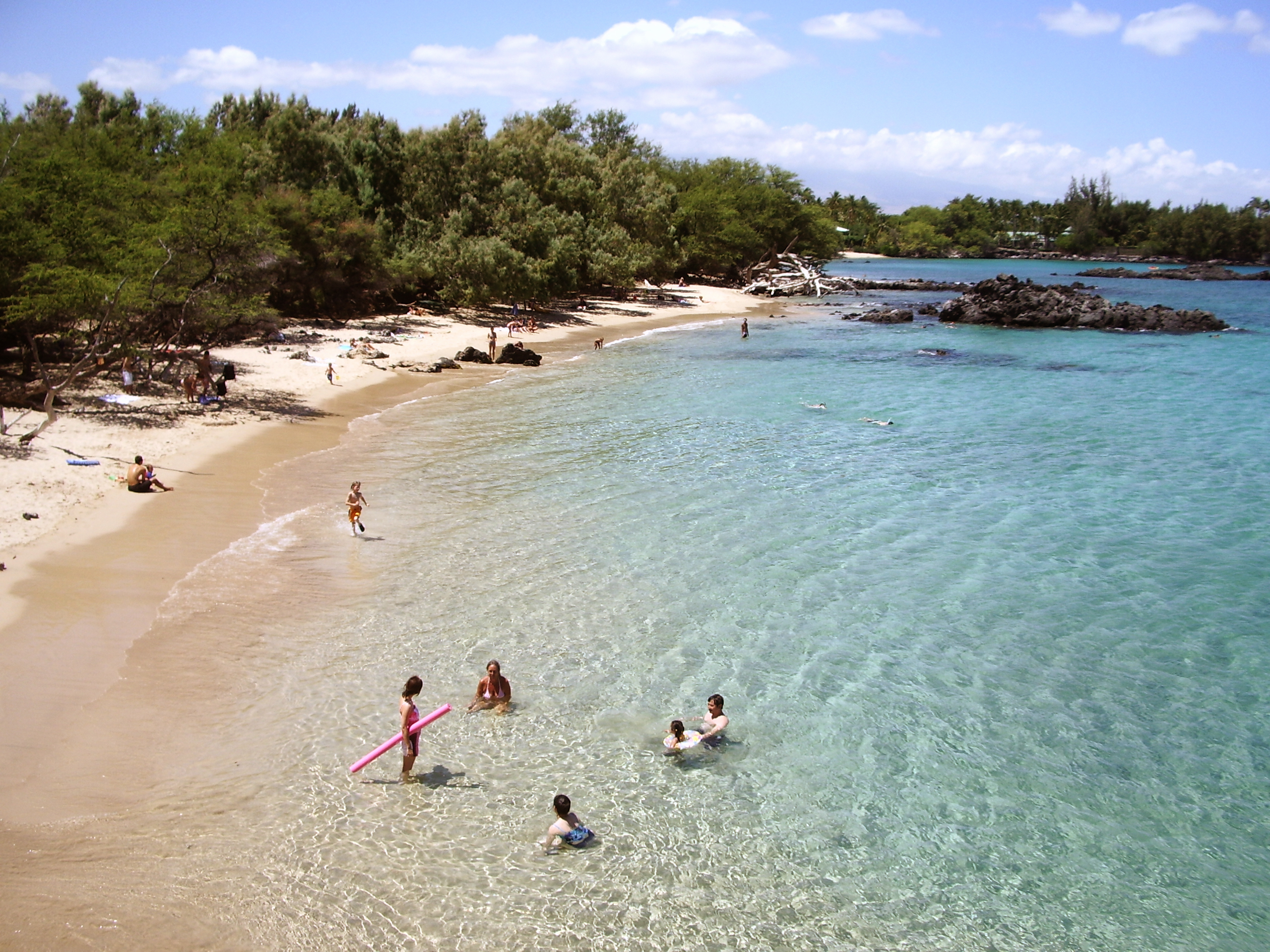 Hawaii Island Snorkeling Tips Part VI  Wilderness Beaches of the Big     Waialea Beach in Kohala is the gateway to many small  secluded secret  beaches on the
