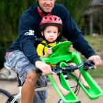 daddy river bike 1