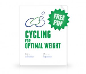 Cycling for Optimal Weight Logo