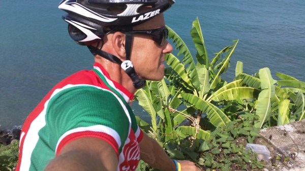 Cycling in the Caribbean: Grenada, West Indies